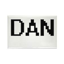 Dan Digital Name Design Magnets