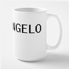Dangelo Digital Name Design Mugs