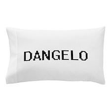 Dangelo Digital Name Design Pillow Case