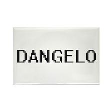 Dangelo Digital Name Design Magnets