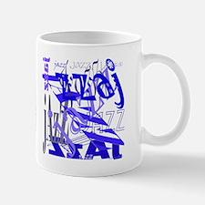 Jazz Blue Mug