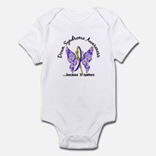 Down Syndrome Butterfly 6.1 Infant Bodysuit
