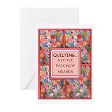 Vintage Quilt Greeting Cards (Pk of 20)