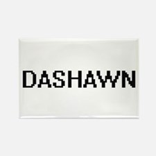 Dashawn Digital Name Design Magnets