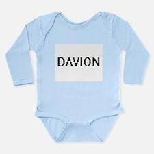 Davion Digital Name Design Body Suit