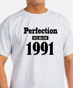 Perfection Since 1991 T-Shirt