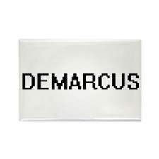 Demarcus Digital Name Design Magnets
