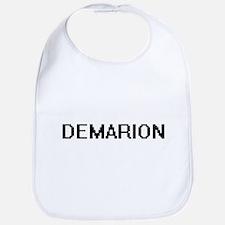 Demarion Digital Name Design Bib