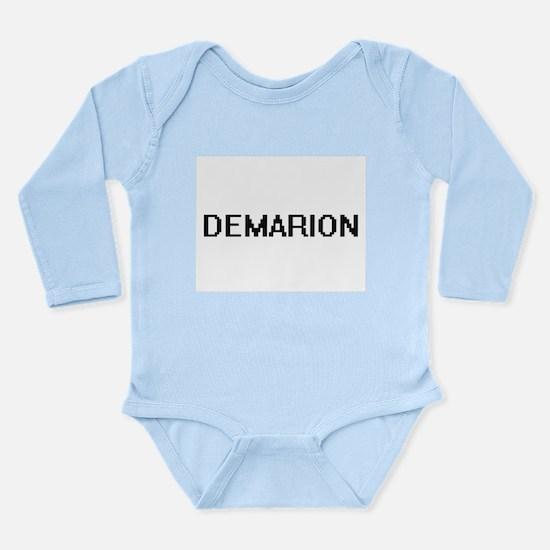 Demarion Digital Name Design Body Suit
