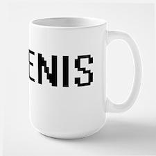 Denis Digital Name Design Mugs