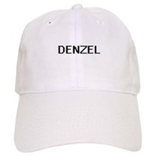 Denzel Digital Name Design Baseball Cap