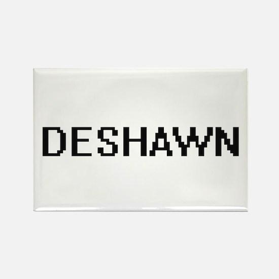 Deshawn Digital Name Design Magnets