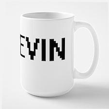 Devin Digital Name Design Mugs