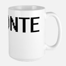 Devonte Digital Name Design Mugs