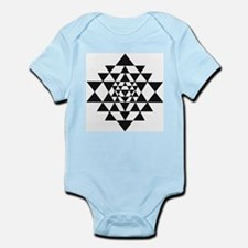 Sri Yantra Body Suit