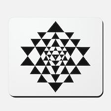 Sri Yantra Mousepad