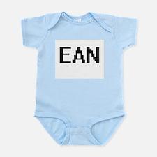 Ean Digital Name Design Body Suit