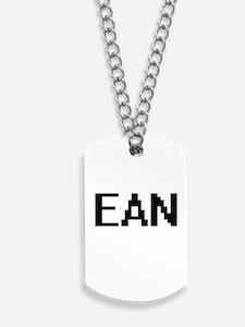 Ean Digital Name Design Dog Tags