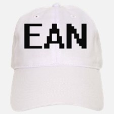 Ean Digital Name Design Baseball Baseball Cap