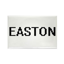 Easton Digital Name Design Magnets