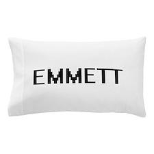 Emmett Digital Name Design Pillow Case