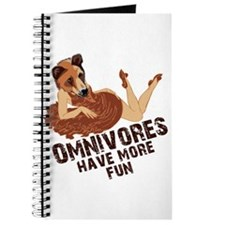 Omnivores Have More Fun Journal