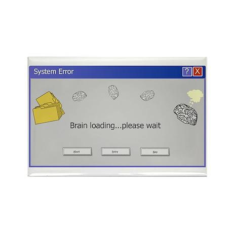 Brain Loading Rectangle Magnet