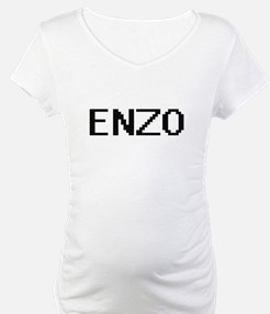 Enzo Digital Name Design Shirt