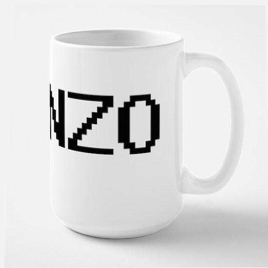 Enzo Digital Name Design Mugs