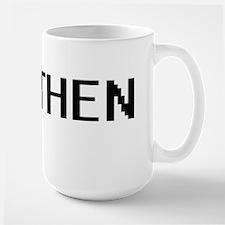 Ethen Digital Name Design Mugs
