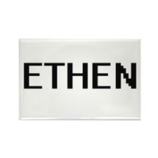 Ethen Digital Name Design Magnets