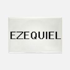 Ezequiel Digital Name Design Magnets