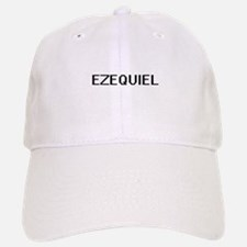 Ezequiel Digital Name Design Baseball Baseball Cap