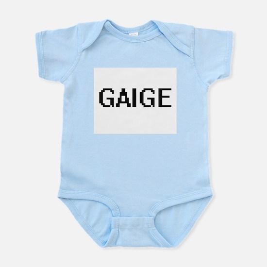 Gaige Digital Name Design Body Suit