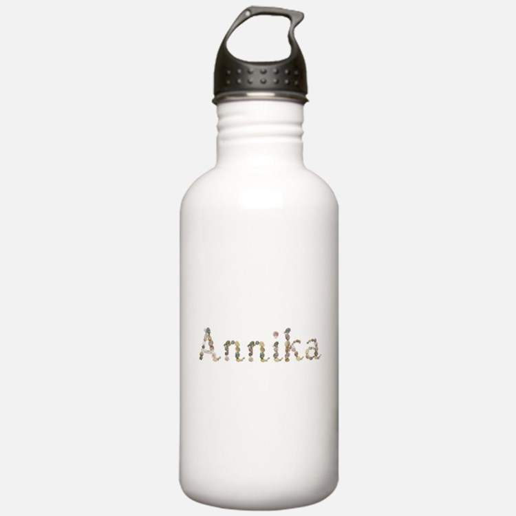 Annika Seashells Water Bottle