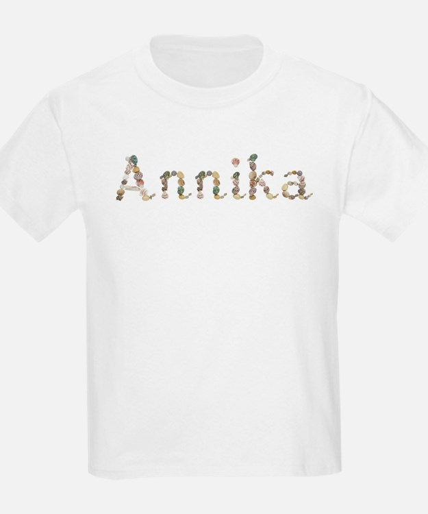 Annika Seashells T-Shirt