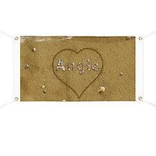 Angie Beach Love Banner