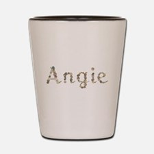 Angie Seashells Shot Glass
