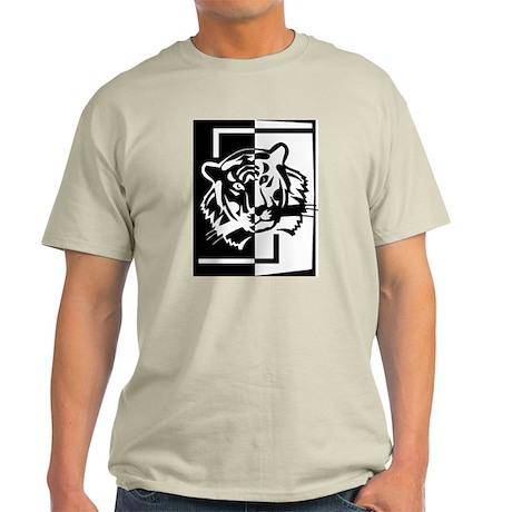 Year of The Tiger Ash Grey T-Shirt