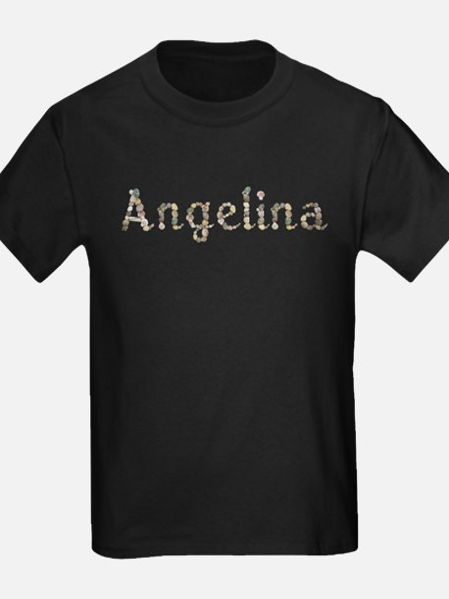 Angelina Seashells T-Shirt