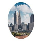 Cleveland ohio Ornaments