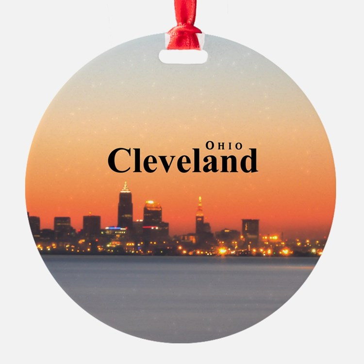 Cleveland Ornament