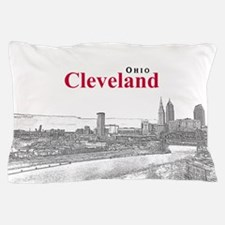 Cleveland Pillow Case