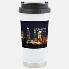Cleveland Stainless Steel Travel Mug
