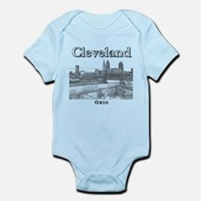Cleveland Infant Bodysuit