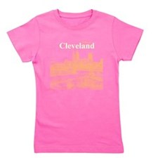 Cleveland Girl's Tee
