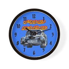 Pro Mod Wall Clock