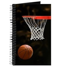 Basketball Ball Journal