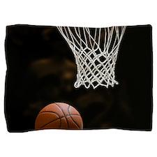 Basketball Ball Pillow Sham