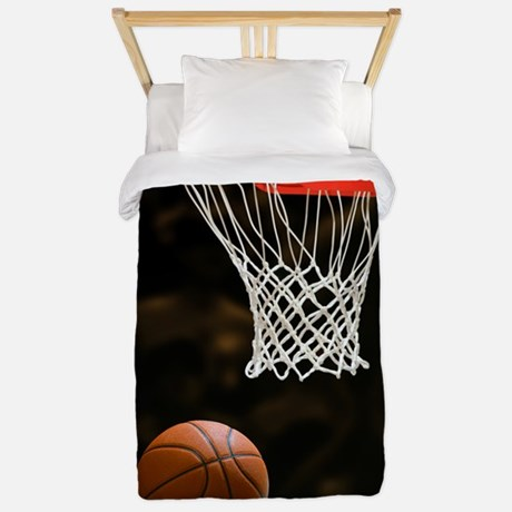 Basketball Ball Twin Duvet